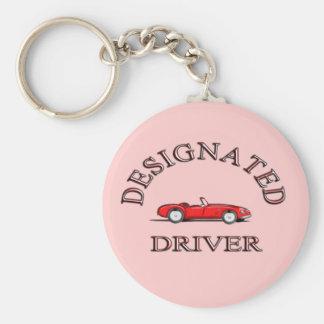 Designated Driver keychain