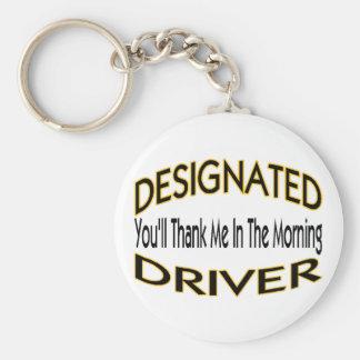 Designated Driver Key Chains