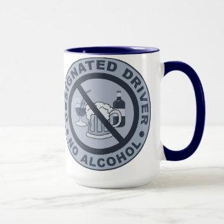 Designated Driver mug - choose style & color