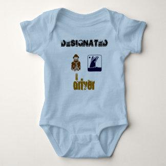 Designated Driver: No Alcohol Baby Bodysuit