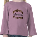 Designated Driver T Shirts