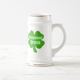 Designated Drunk Beer Stein