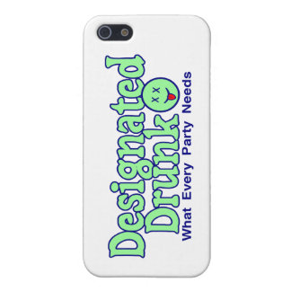 Designated Drunk Cover For iPhone SE/5/5s