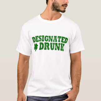 Designated Drunk T-Shirt
