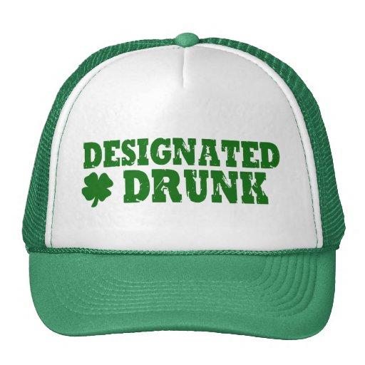 Designated Drunk Trucker Hat