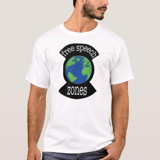 Designated Free Speech Zone T-Shirt