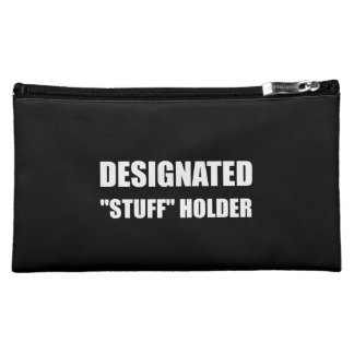Designated Stuff Holder Makeup Bag