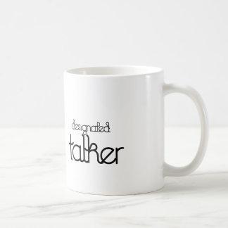 Designated Talker Mug