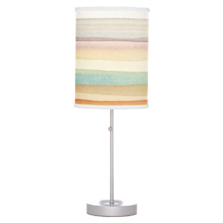 Designed art background. Used watercolor Desk Lamp