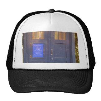 Designed By Quick Brown Fox Trucker Hat