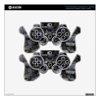 Designed Explosion #7 Decal For PS3 Controller