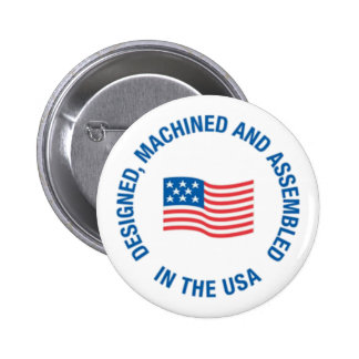 Designed Machined & Assembled In The USA Button
