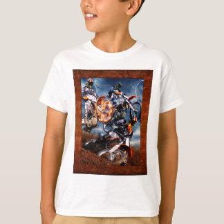 Designed motocross T-Shirt