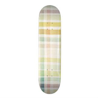 Designed watercolor art background, texture 2 skateboard deck