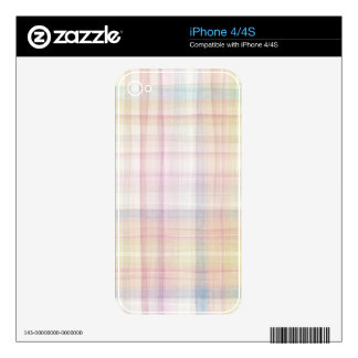 Designed watercolor art background, texture decals for the iPhone 4S