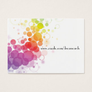 Designer Abstract Profile Cards