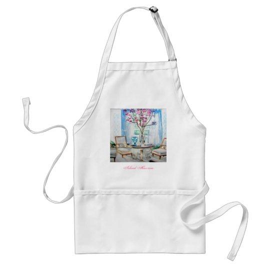 designer apron by IslandHues.com