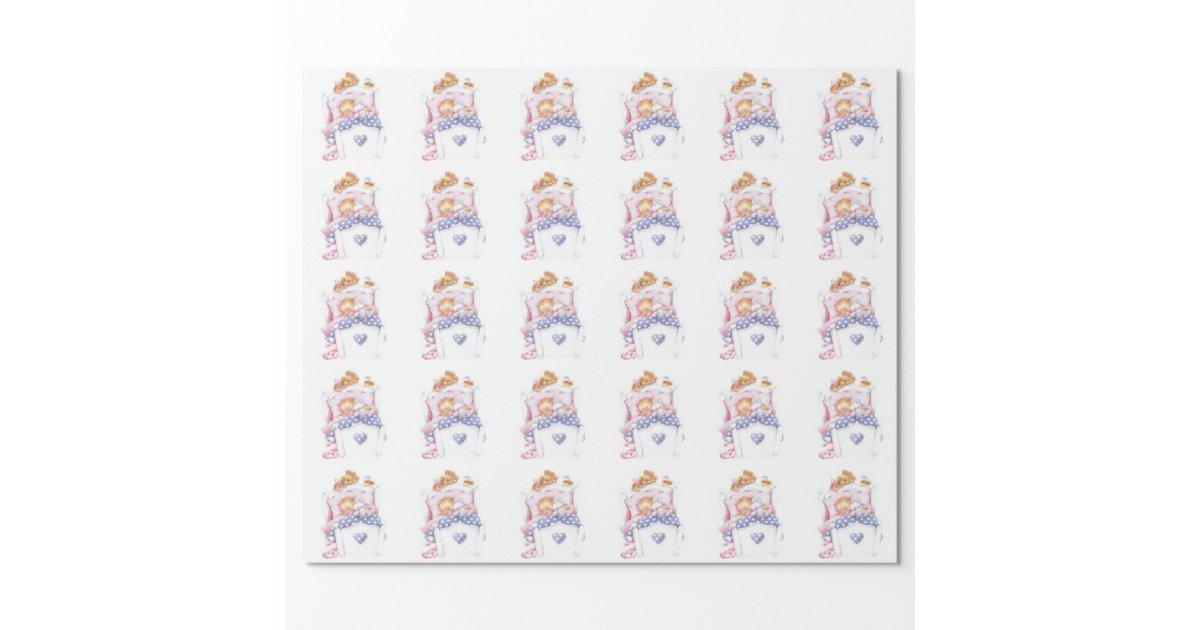 Fashionable Baby Shower Gifts : Designer baby shower gift wrap zazzle