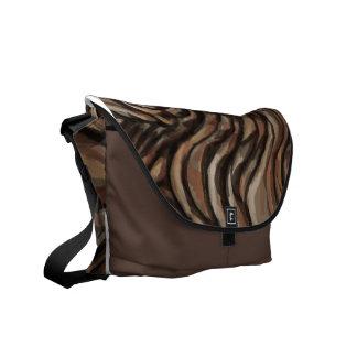 """Designer backpack """"Brown Earth"""" Messenger Bag"""