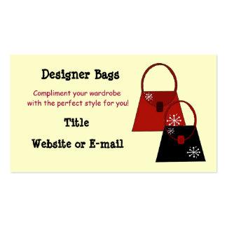 Designer Bags Business Card
