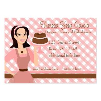 Designer Bakedgoods-Cake Business Cards