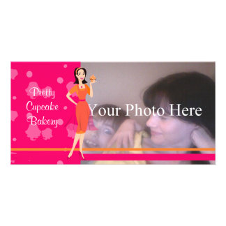 Designer Bakery Picture Card