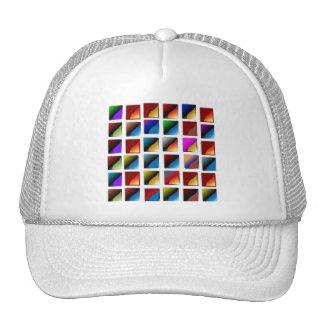 Designer baseball cap for the ladies trucker hat
