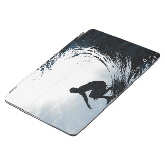 Designer Big Wave Surfer iPad Air Cover