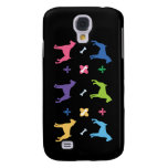 Designer Boxer Print Galaxy S4 Covers