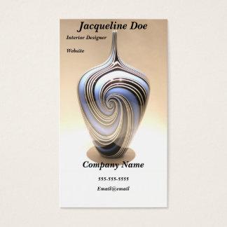 designer business card
