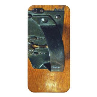 Designer cabinet handles case for iPhone 5