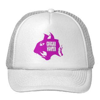 DESIGNER CAP TRUCKER HAT