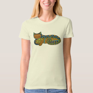 Designer Cat T-Shirt