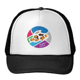 Designer Clownfish Trucker Hat
