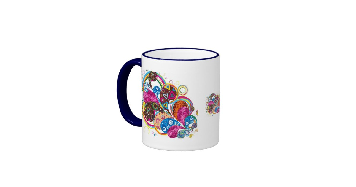 Designer Coffee Mugs Zazzle