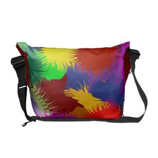 Designer custom shoulder bag courier bags