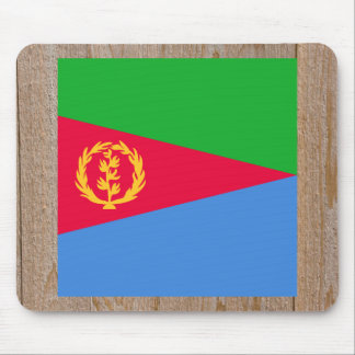 Designer Eritrea Flag Box Mouse Pad