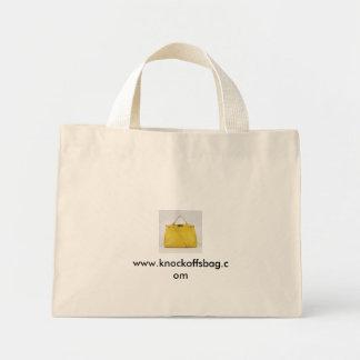 Designer Fendi yellow Lambskin Peekaboo Satchel... Mini Tote Bag