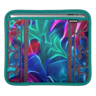Designer Fractal Eye Candy Sleeve For iPads