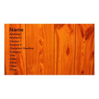 Designer Hardwood Flooring Business Cards