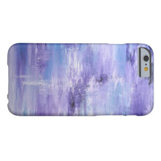 Designer iPhone 6/6S case, Purple Reign Barely There iPhone 6 Case