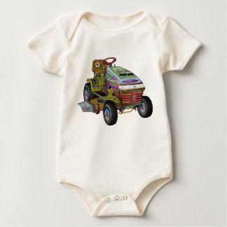 Designer Lawnmower Baby Bodysuit