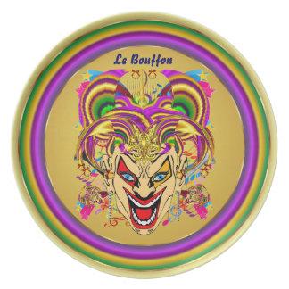 Designer Logo  Best  View In design Party Plate