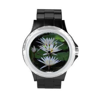 Designer Lotus Watch