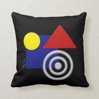 Designer Modern Throw Pillow