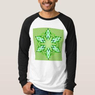 Designer Motif : Textile Print T-Shirt