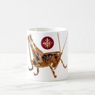 Designer mugs-symbol of unity portrayed by locust magic mug