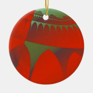 Designer Ornaments by Leslie Harlow