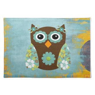 Designer Owl Alice Place Mat