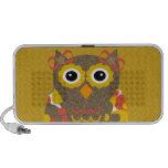 Designer Owl Delila PC Speakers